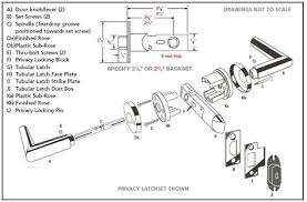 door lock parts diagram. Amusing Door Lock Parts Diagram Images Best Image Wiring Hardware Nomenclature List