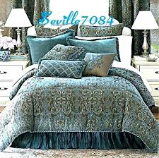 chocolate and teal bedding teal and brown bedding teal and brown comforter set and brown comforter