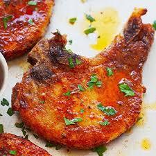 baked pork chops baked pork chop