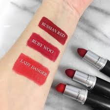maccosmetics$0 on | <b>Mac red</b> lipsticks, Red lipstick swatches ...