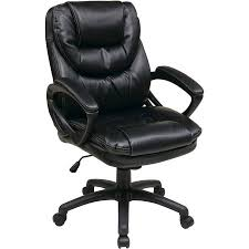 wal mart office chair. Faux Leather Executive Swivel Manager S Office Chair With Padded Regarding Chairs On Sale Walmart Decorations 3 Wal Mart X