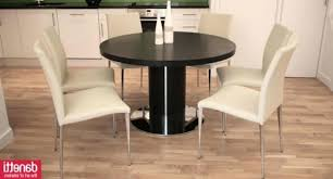 white round extending dining table round white dining room sets stylish gloss extending throughout extendable table