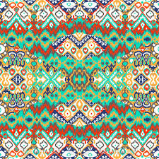 Bohemian Pattern New Ethnic Bohemian Pattern Vector Image Vector Artwork Of Backgrounds