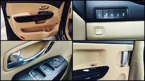 2016 kia sedona sxl interior collage 2