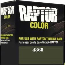 sem leather paint color chart awesome upol 4865 raptor bedliner tint olive green