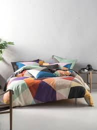 quilt cover set braque multi by linen house get it now or find more quilt cover sets at temple webster