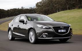 Black Mazda 3 2014 Mazda 3 Black Sedan Top Auto Magazine