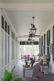 home depot ceiling fans with lights porch traditional with screened in porch screened porch high ceilings