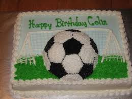 How To Decorate A Soccer Ball Cake soccer ball birthday cake best 100 soccer ball cake ideas on 17