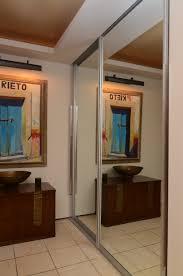 mirror closet doors sliding home depot