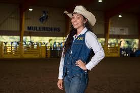 Gabrielle Gleason - Rodeo - Southern Arkansas University Athletics
