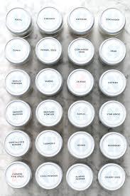 Avery Jar Labels Printable Spice Jar Labels Fnff Info