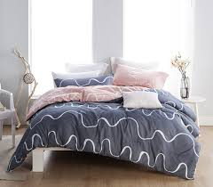 Bed sheets for twin beds Cartoon Reversible Twin Xl College Comforter Pink And Navy Dorm Co Purchase Extra Long Twin Comforters Online Reversible College Dorm