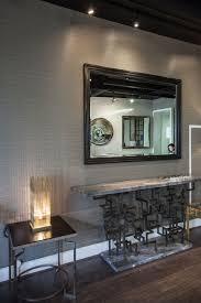 hallway table decor. Hallway Table Decor With A Cool Base