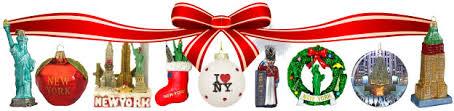 christmas ornament banner.  Christmas New York City Christmas Ornaments And Ornament Banner A
