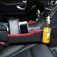 WEILYDF <b>Car Storage Box</b> Multi-Functional Leather Car <b>Seat</b> ...