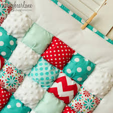 Puff Quilts | Puff quilt, Rag quilt and Pdf & Puff Quilts Adamdwight.com