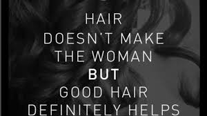 Beauty Hair Quotes
