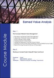 Earned Value Analysis - Project Planning Academy - Kent Chan Icp ...