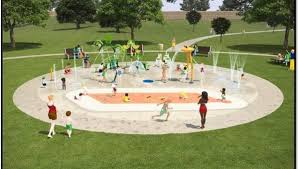 Spray park planned for Fort Lee