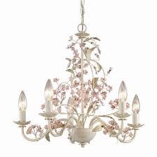 shabby chic lighting. Shabby Chic Lighting. Laura Ashley HBLS0571 Blossom 5-Light Chandelier Antiqued Ivory, Antique Lighting G