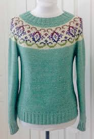 Fair Isle Knitting Patterns Magnificent Inspiration