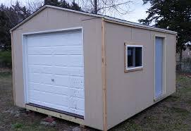 10 x7 garage door upgrade from double panel doors