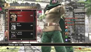I noticed that some games on the nintendo ds, nintendo wii, and nintendo wii u doesn't have character creation to let you played as black people. Character Creation Soul Calibur Iv Guide And Walkthrough