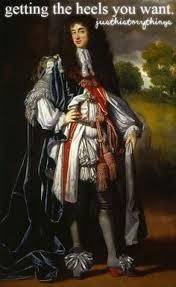 Výsledok vyhľadávania obrázkov pre dopyt Baroque - reign of Louis XIV stockings