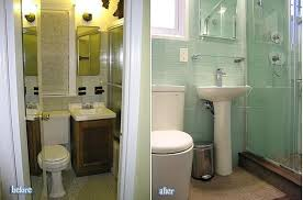 bathroom remodel pictures before and after. Best Tiny Bathroom Remodel Small Ideas Withal Before And After Renovation In Pictures