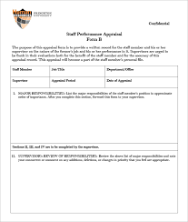 Employee Appraisal Form 13 Sample Hr Appraisal Forms Pdf Doc Free Premium