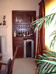 Built In Home Bar Cabinets In Southern California Woodwork Creations - Home bar cabinets design