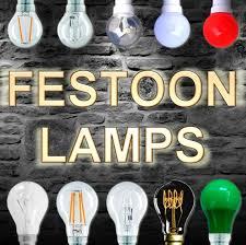 240v festoon lamps