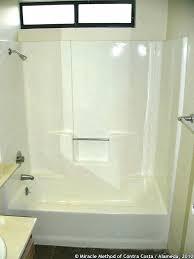 bathtub resurfacing kit fiberglass bathtub painting photo of miracle method bathtub refinishing ca united states fiberglass