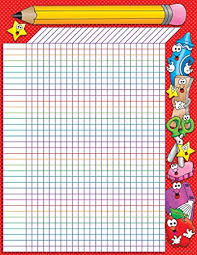 Scholastic School Time Incentive Chart Tf2129