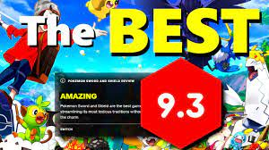 The BEST Pokemon Game!?   Reviewing IGN's