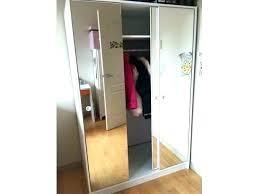 mirror closet wardrobe with doors sliding