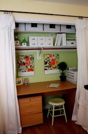 closet office ideas. Small Closet Office Ideas