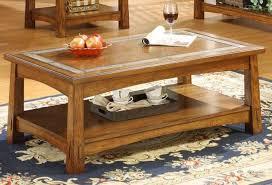 craftsman coffee table room