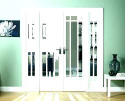 folding french doors interior creative bi internal glass frameless