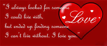 40 Love Valentine's Day Quotes Messages With Images For Him Or Her Adorable Valentines Day Quotes For Wife