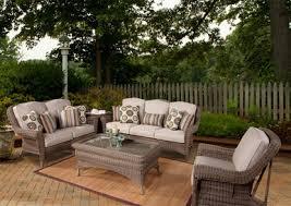 modern wicker patio furniture. Wicker Patio Furniture Set. Image 1 Modern