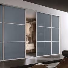 eclipse blue shadow glass doors