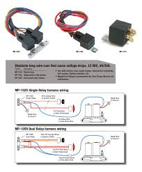dual electric fan wiring kit solidfonts electric fan wiring kit solidfonts