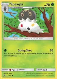 Spewpa String Shot Cardmarket