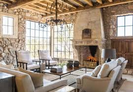 Home Design Mediterranean Style Mediterranean Style Dream Home With Rustic Interiors In The