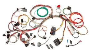 ford 1986 1995 5 0l fuel injection wiring harness std 5.0 mustang wiring harness swap at 1989 Mustang Wiring Harness