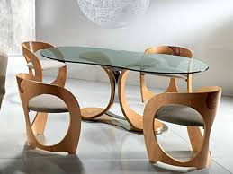 Exquisite Design Contemporary Dining Table Set Lofty Modern Dining