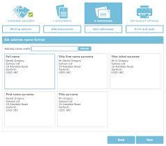 Postcard Formats Docmail Creating Postcards Online 5