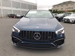You don't even have to drive it to sense the difference. New New 2020 Mercedes Benz Cla For Sale Arlington Va Near Washington Dc Stock An082543